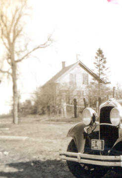 1930 photo, parsonage