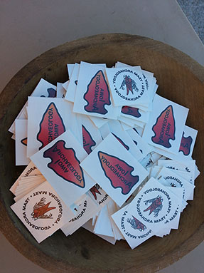 OSA Temporary Tattoos