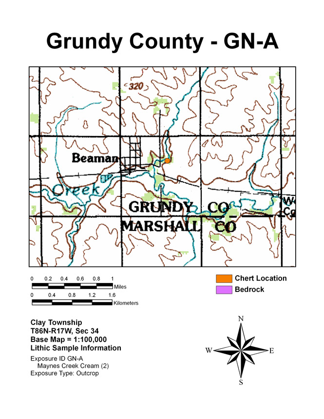 Grundy County - GN-A