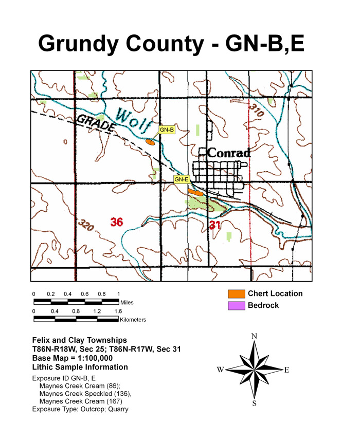 Grundy County - GN-B,E
