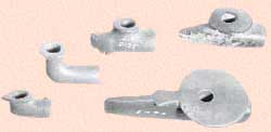 Catlinite elbow and disc-bowl pipes