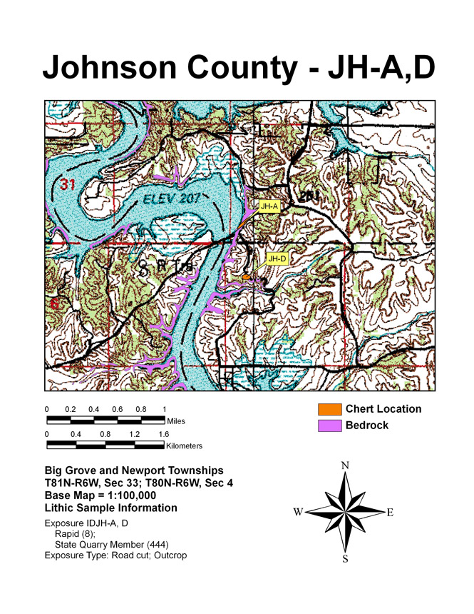 Johnson County - JH-A,D