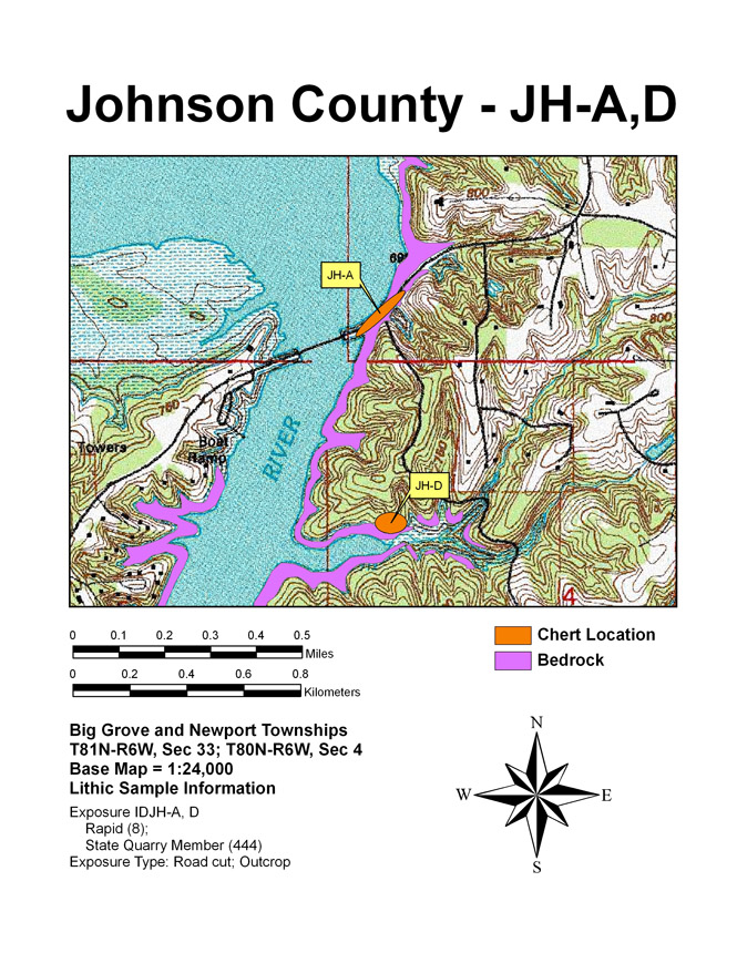 Johnson County - JH-A,D,