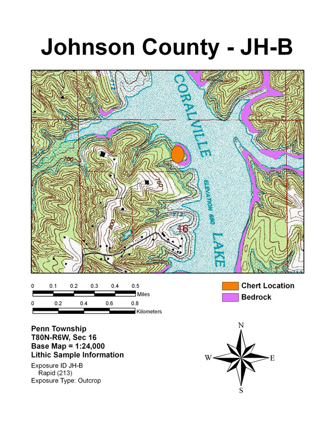 Johnson County - JH-B