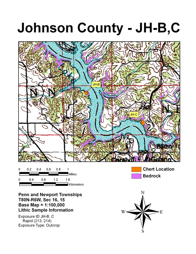 Johnson County - JH-B,C