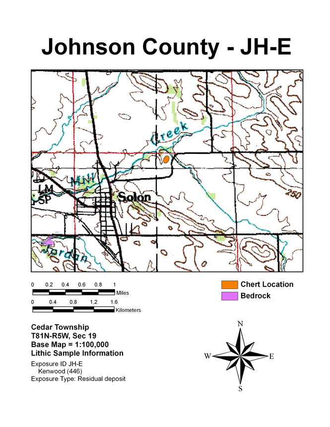 Johnson County - JH-E