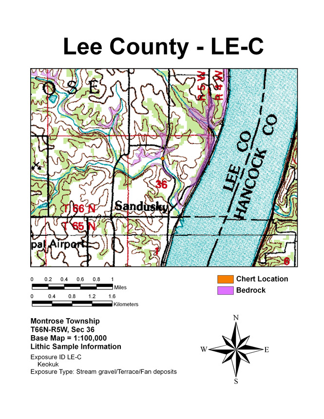 Lee County - LE-C