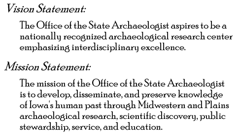 OSA Mission Statement