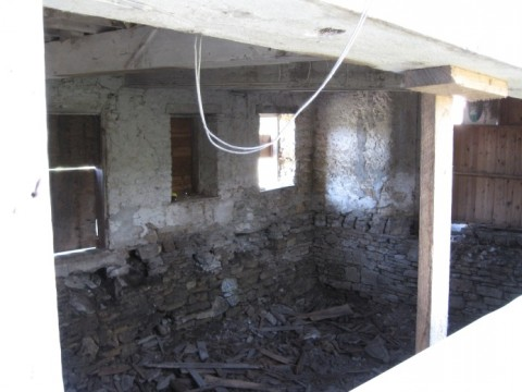 Spillville Mill Interior