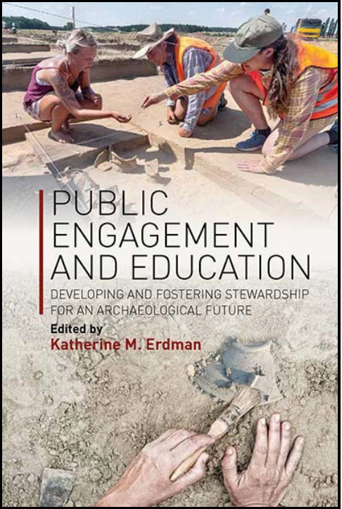 Public Engagement Book Cover Art